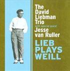 DAVE LIEBMAN Lieb Plays Weil album cover