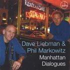 DAVE LIEBMAN Manhattan Dialogues album cover