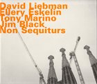 DAVE LIEBMAN Non Sequiturs (with Ellery Eskelin) album cover