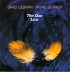 DAVE LIEBMAN The Duo Live album cover
