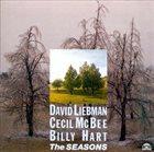 DAVE LIEBMAN The Seasons album cover