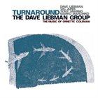 DAVE LIEBMAN Turnaround album cover