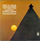 DAVE PIKE Pike's Peak album cover