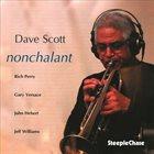 DAVE SCOTT Nonchalant album cover
