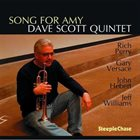 DAVE SCOTT Song For Amy album cover