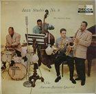 DAVID AMRAM The Amram-Barrow Quartet : Jazz Studio No. 6. The Eastern Scene album cover