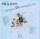 DAVID BAKER R.S.V.P. album cover