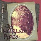 DAVID BAKER The Harlem Pipes album cover