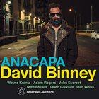 DAVID BINNEY Anacapa album cover
