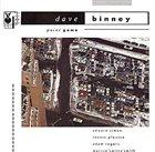 DAVID BINNEY Point Game album cover