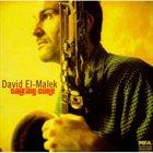 DAVID EL-MALEK Talking Cure album cover