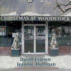 DAVID FRIESEN Christmas at Woodstock album cover