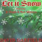 DAVID GARFIELD Let It Snow album cover