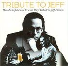 DAVID GARFIELD Tribute to Jeff Porcaro album cover