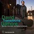 DAVID GILMORE Transitions album cover