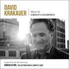 DAVID KRAKAUER Musik By Gréco Casadesus album cover