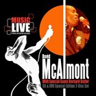 DAVID MCALMONT David McAlmont With Special Guest Bernard Butler : Live From Leicester Square album cover