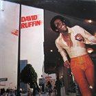 DAVID RUFFIN In My Stride album cover