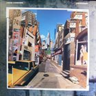 DAVID SANBORN Backstreet album cover