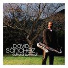 DAVID SÁNCHEZ Cultural Survival album cover