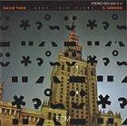 DAVID TORN David Torn, G. Gordon : Best Laid Plans album cover