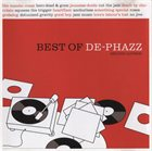DE-PHAZZ Best of De-Phazz: Beyond Lounge album cover