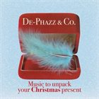 DE-PHAZZ Music to unpack your Christmas present album cover