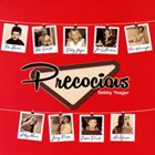DEBBY YEAGER Precocious album cover