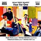 DEJAN TERZIĆ Four For One album cover