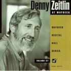 DENNY ZEITLIN At Maybeck album cover