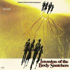 DENNY ZEITLIN Invasion Of The Body Snatchers (Original Motion Picture Soundtrack) album cover