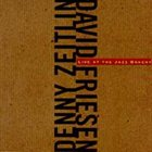 DENNY ZEITLIN Live At The Jazz Bakery (with David Friesen) album cover
