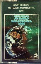 DEODATO Asi Hablo Zaratustra (2001) album cover