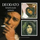 DEODATO Whirlwinds/Artistry album cover