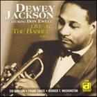 DEWEY JACKSON Live at The Barrel album cover