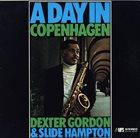 DEXTER GORDON A Day In Copenhagen (aka MPS Jazz Time Vol. 12) album cover