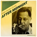 DEXTER GORDON After Midnight album cover