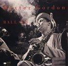 DEXTER GORDON Ballads album cover