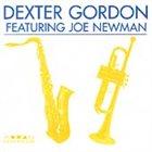 DEXTER GORDON Dexter Gordon Featuring Joe Newman album cover