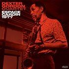 DEXTER GORDON Dexter Gordon Quartet : Espace Cardin 1977 album cover