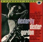 DEXTER GORDON Dexterity album cover