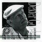 DEXTER GORDON Happy Birthday album cover