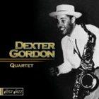 DEXTER GORDON Just Jazz: Quartet album cover