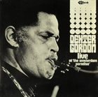 DEXTER GORDON Live At The Amsterdam Paradiso (aka Our Man In Amsterdam) album cover