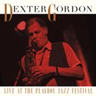 DEXTER GORDON Live At The Playboy Jazz Festival album cover
