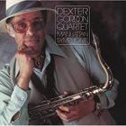 DEXTER GORDON Manhattan Symphonie album cover