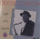 DEXTER GORDON Nights at the Keystone, Volume 1 album cover