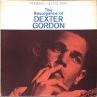 DEXTER GORDON The Resurgence Of Dexter Gordon (aka Pulsation) album cover
