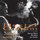 DEXTER GORDON Satin Doll album cover