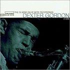 DEXTER GORDON The Classic Blue Note Recordings album cover